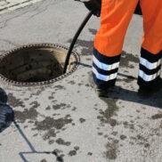 Sewer Jetter Cleaning Mainline Municipal Propulse Schieffer